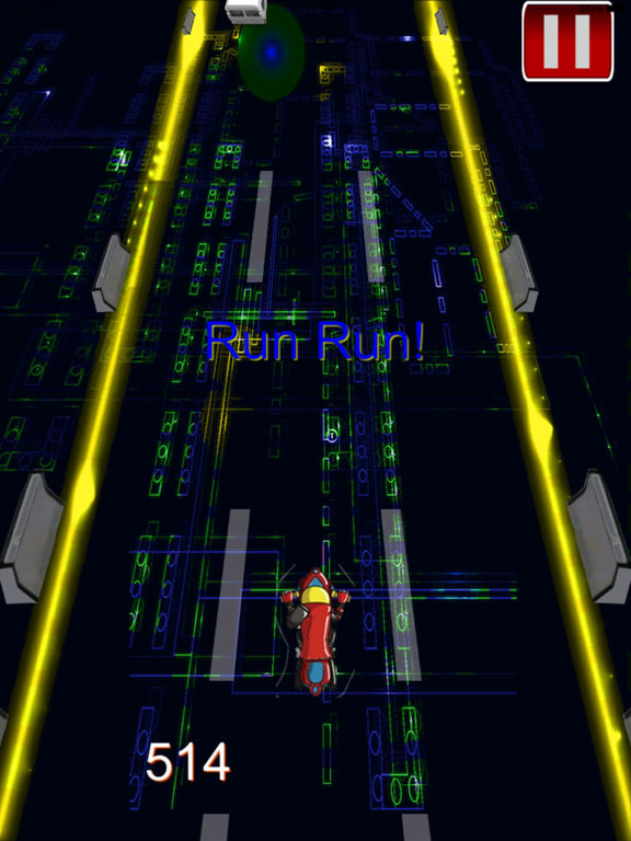 A Moto Hero Of The Night - Extreme Motorcycle Game screenshot 7