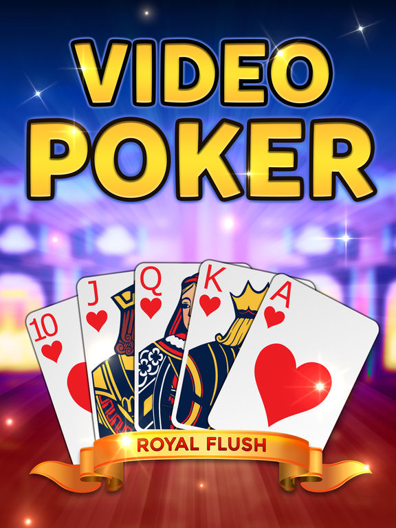 Video Poker: Royal Flush screenshot 10