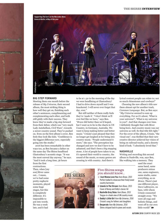 Country Music Magazine screenshot 10