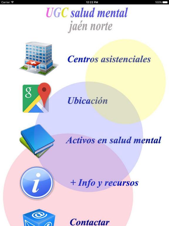 Salud Mental Jaén Norte screenshot 7