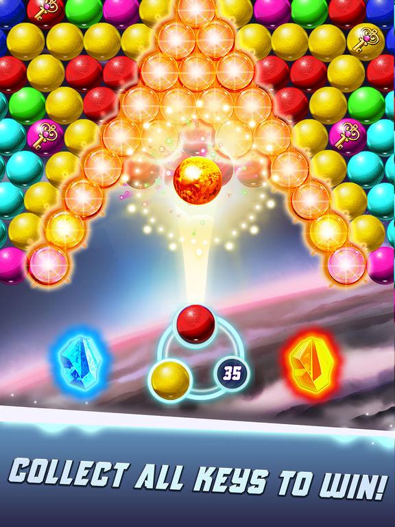 Bubble Shooter Galaxy Explore screenshot 6