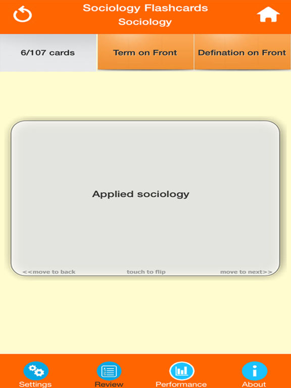 Sociology Quiz screenshot 8