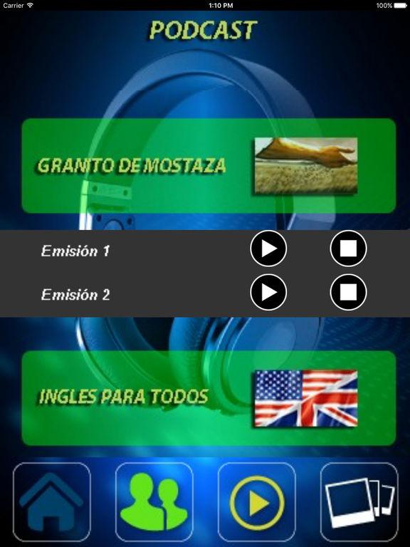 Intradesa-radio screenshot 8