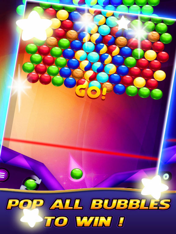 Classic Bubble Universal screenshot 3