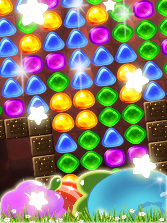 Fantasy Jelly Land Pop screenshot 5