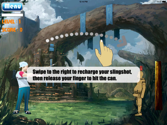 A Revenge Of Arrow And Bow Pro - Best Cup Archery screenshot 7