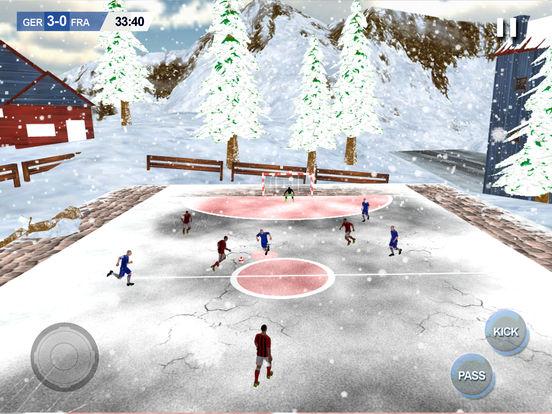 Play Soccer holidays 2017 - Xmas mobile Football screenshot 10
