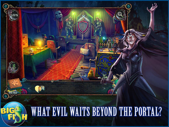 Witches' Legacy: Slumbering Darkness HD - A Hidden Object Mystery (Full) screenshot 1