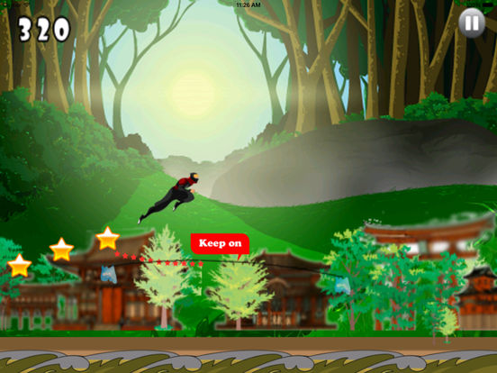 A Man Jump - Awesome Doodle Jump Addictive Game screenshot 7