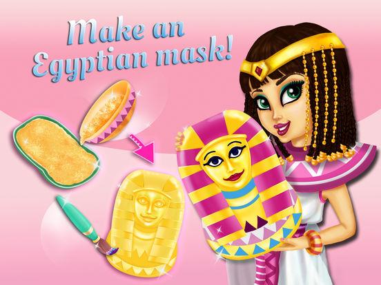 Sweet Egyptian Princess - No Ads screenshot 6