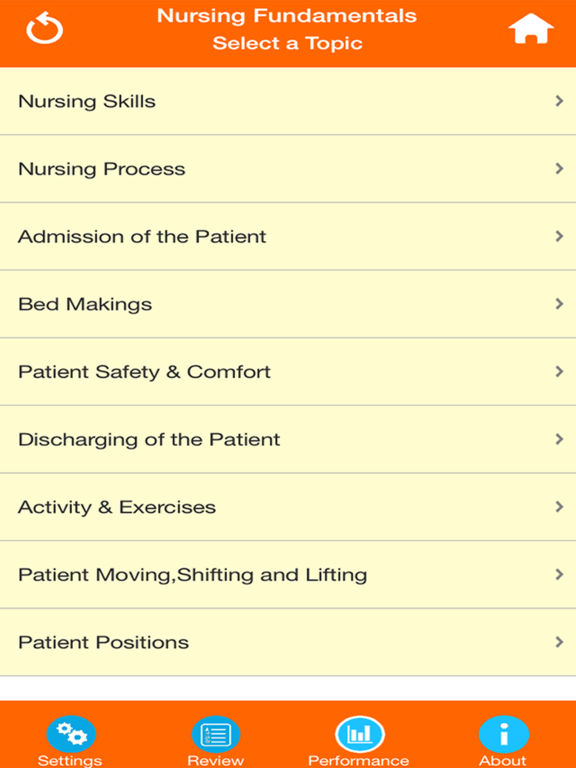 Medical Science : Nursing Fundamentals screenshot 8
