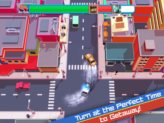High Speed Police Chase! screenshot 7