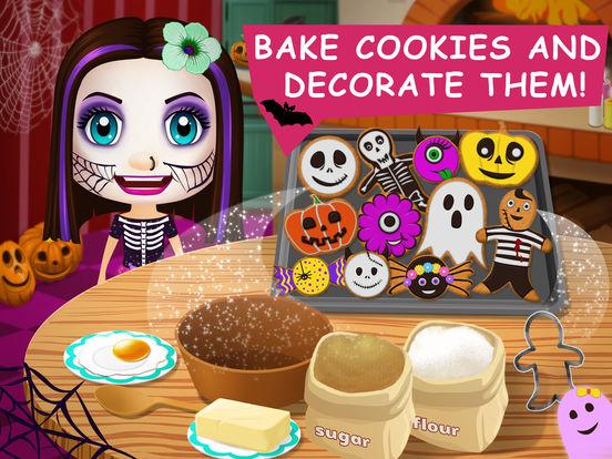 Sweet Little Dwarfs 3 - Halloween Party screenshot 6