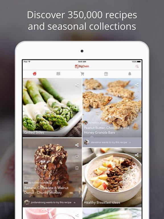 BigOven Recipes & Meal Planner screenshot 6