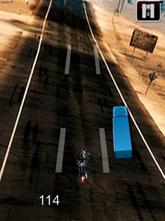 A Great Fierce And Fast Bike - Fierce Cool Motorcycle Game screenshot 9