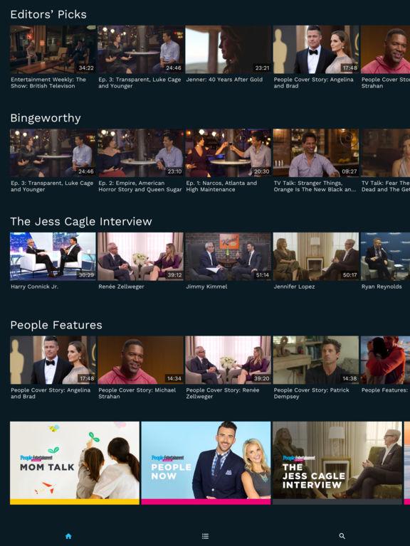 PeopleTV screenshot 8