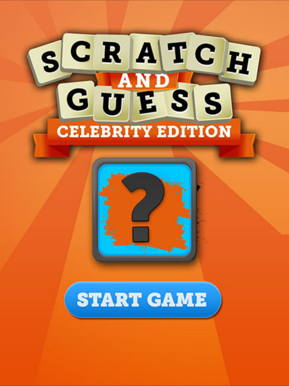 Scratch and Guess Celebrities screenshot 5