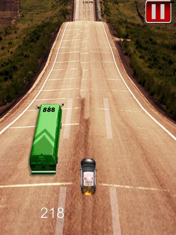 Amazing Police Car Driver Simulator Pro – Highway screenshot 8
