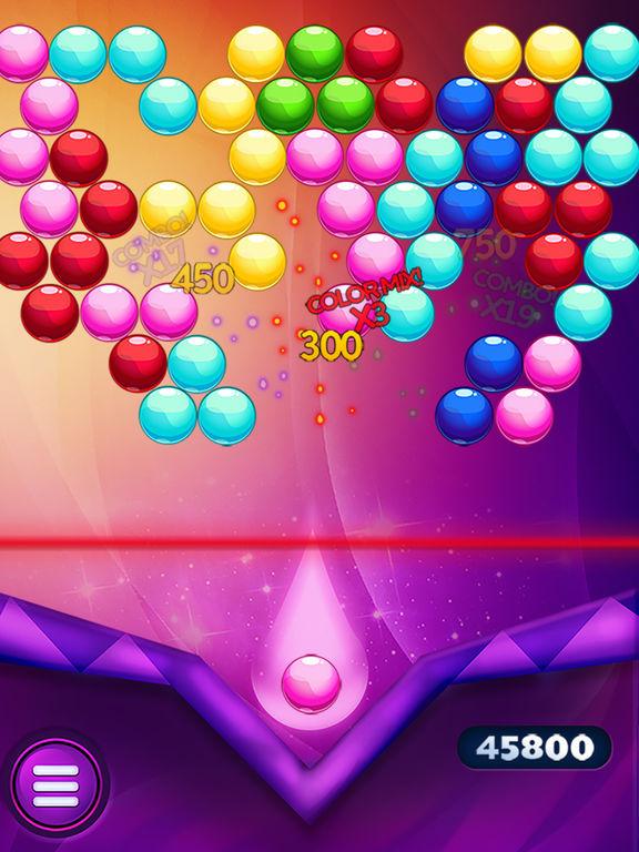 Bubble Shooter Trouble screenshot 10