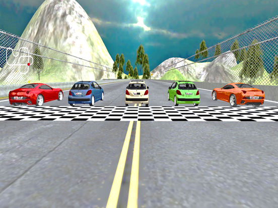 Turbo Speed Race : A New Most Wanted Racing Game screenshot 5