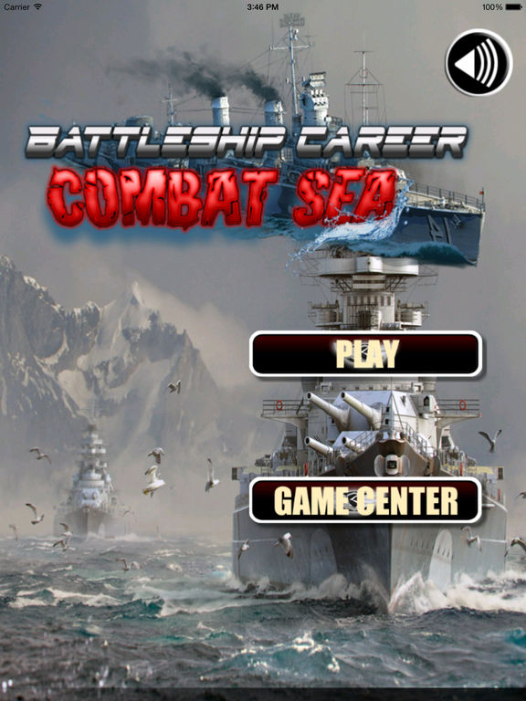 Battleship Career Combat Sea Pro - Fast-paced naval warfare! screenshot 6