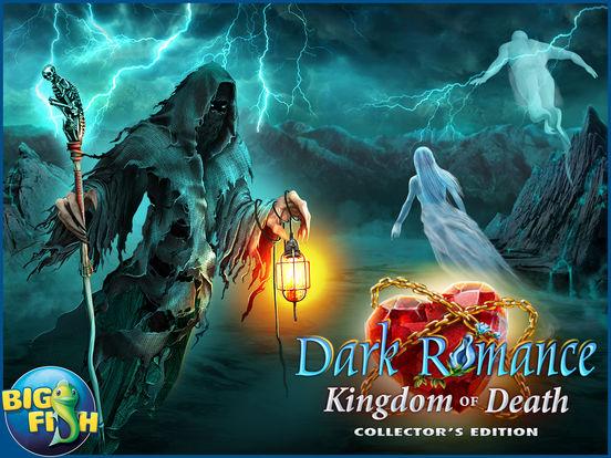 Dark Romance: Kingdom of Death HD - A Hidden Object Adventure (Full) screenshot 5