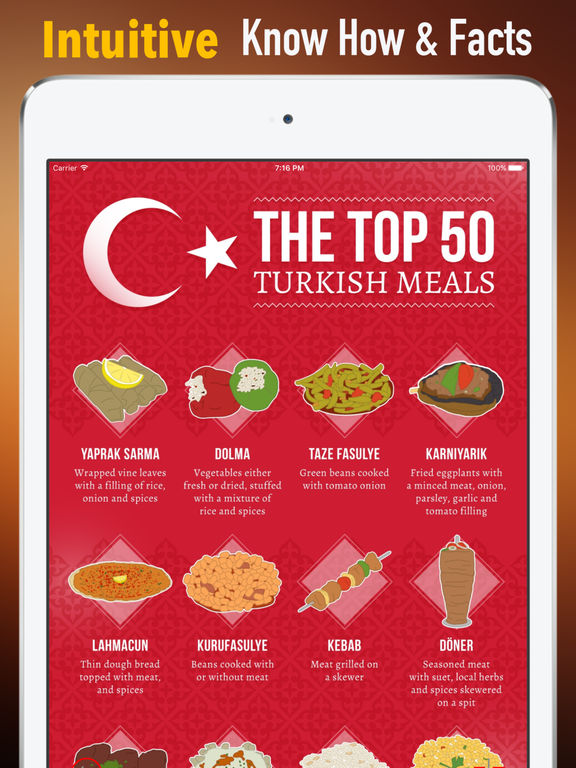 Turkish Recipes:Good Food Guide screenshot 6