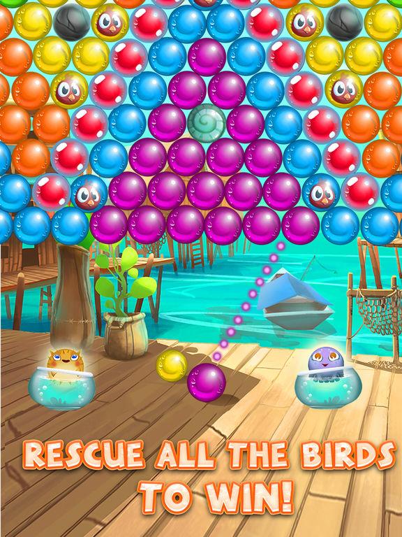 Bubble Fish Mania screenshot 8