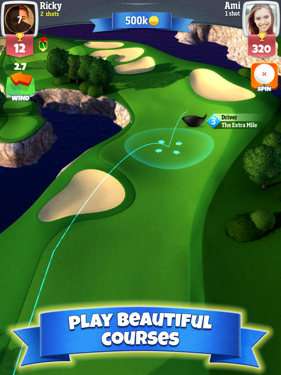 Golf Clash screenshot 7