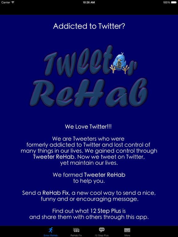 Tweet ReHab Lite screenshot 4