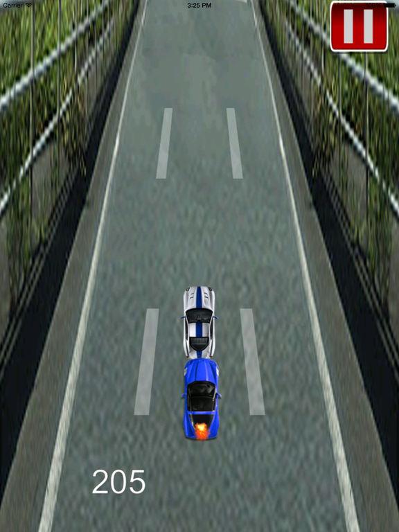 A Furios Car In A Fast City - A Crazy Adventure On Wheels screenshot 8