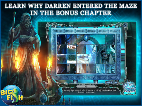 Sable Maze: Soul Catcher HD - A Mystery Hidden Object Game screenshot 4