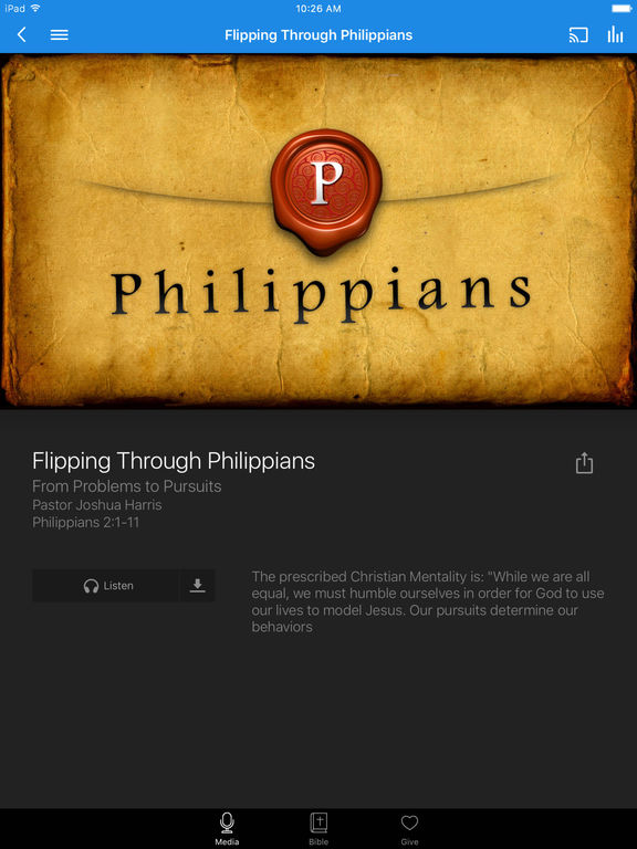 Palm Bay Baptist Church screenshot 5