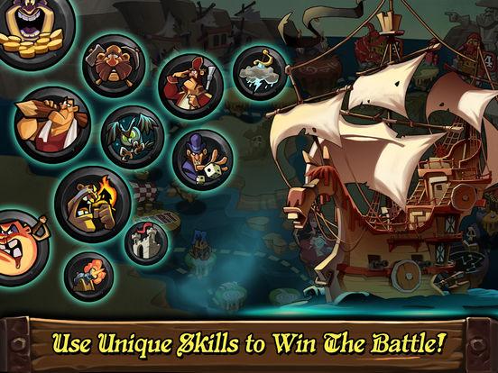 Pirates War - The Dice King screenshot 9