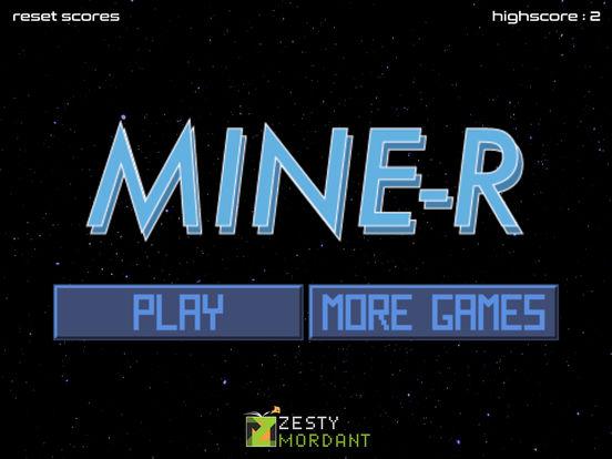 Mine-R screenshot #1