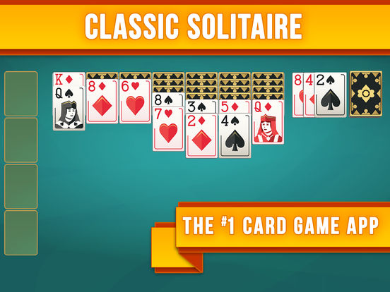 Solitaire by Storm8 - Best Classic Card Game Free | Apps | 148Apps