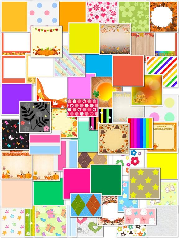 Thanksgiving Greeting Cards screenshot 6