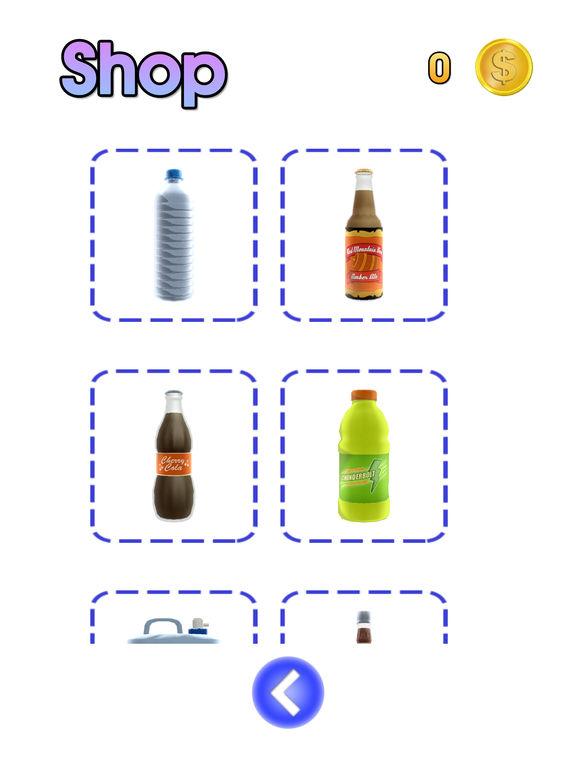 Bottle 3D Flip - Extreme Water Challenge screenshot #4