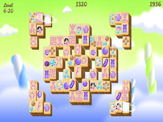 Sweet Candy Mahjong Free screenshot 8