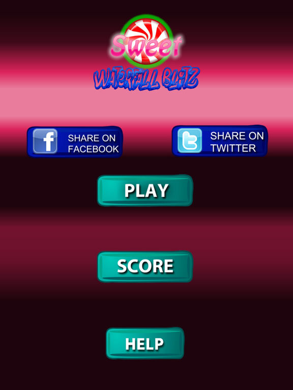 A Sweet Waterfall Blitz Pro - A Delicious Sweet Taste Adventure screenshot 6