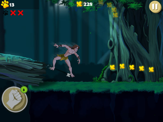 Tarzan Rescue Run screenshot 7