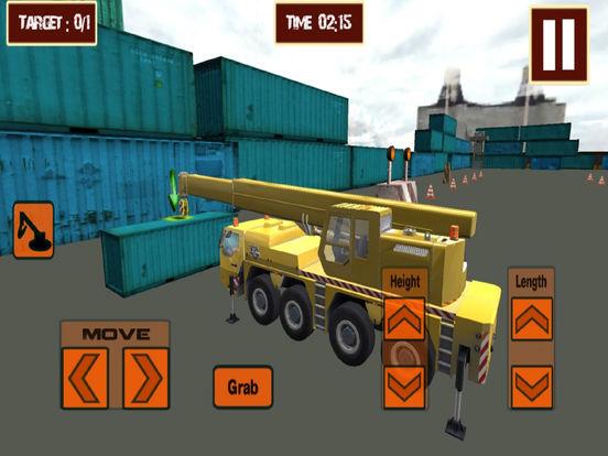 Cargo Crane Transport : 3D Simulation Game screenshot 4