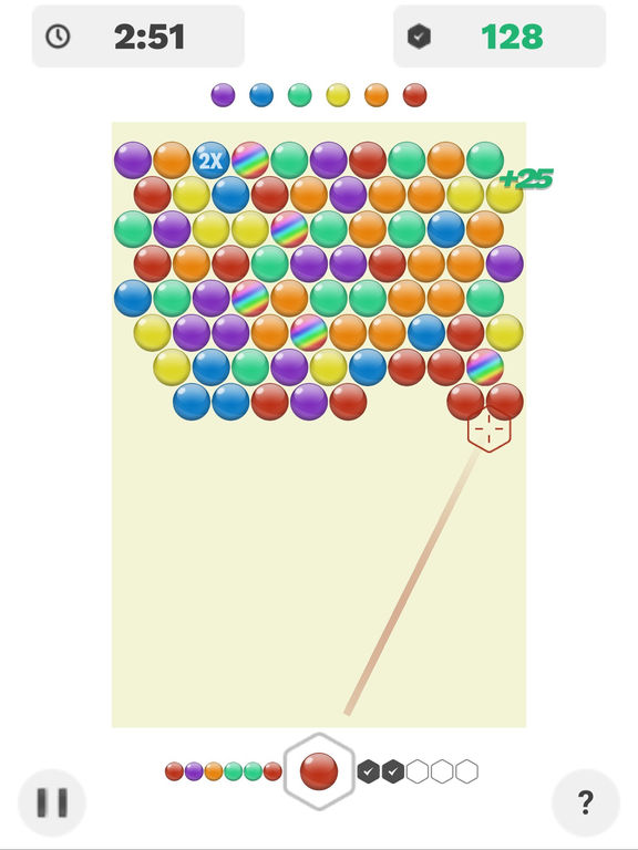 Bubble Cube 2 screenshot 8