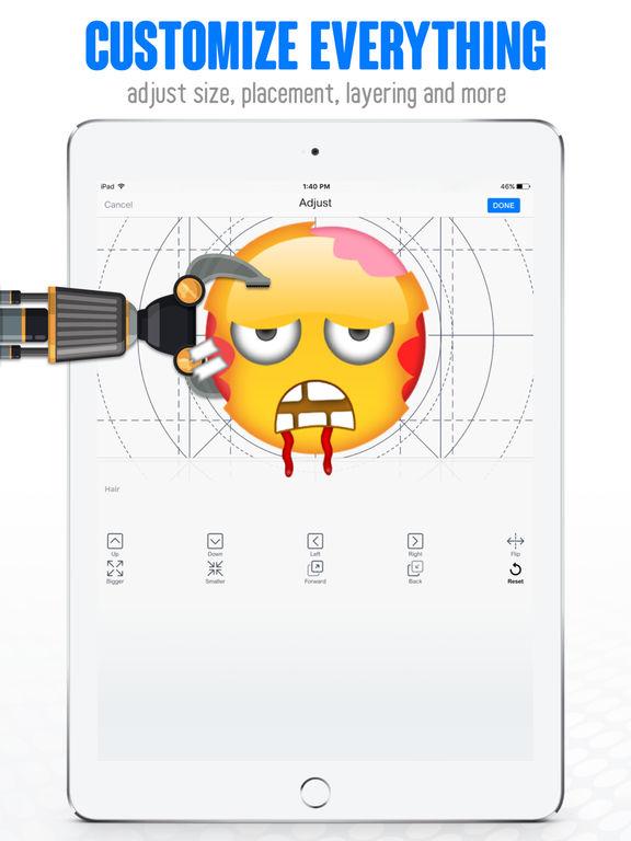 Moji Maker™ | Emoji & Avatar screenshot 9