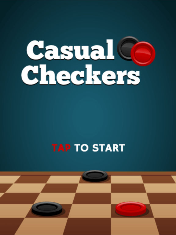 Casual Checkers screenshot 6