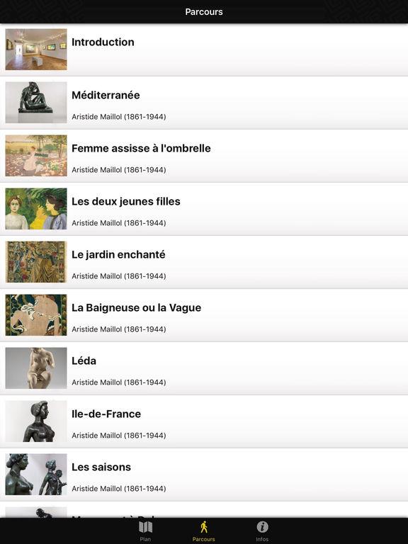 Musée Maillol screenshot 8
