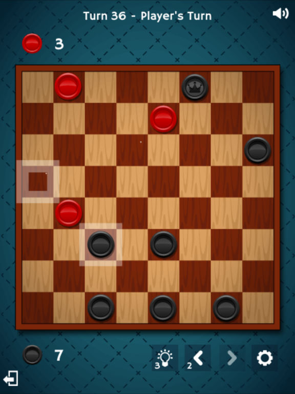 Casual Checkers screenshot 8