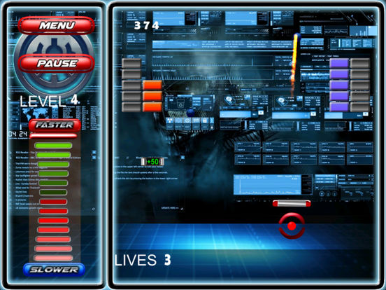 Arck Breakout War - The Addictive Blocks Simulator screenshot 9