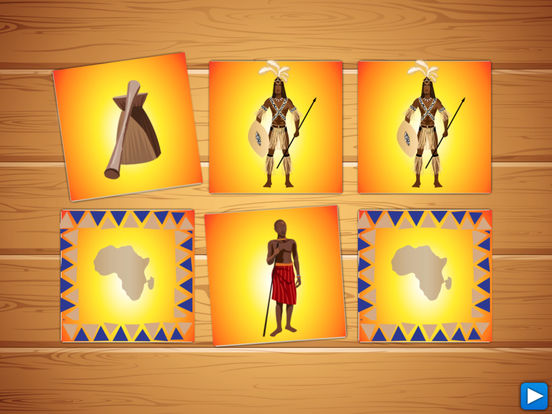 Find The Pairs: Africa Edition (Premium) screenshot 8