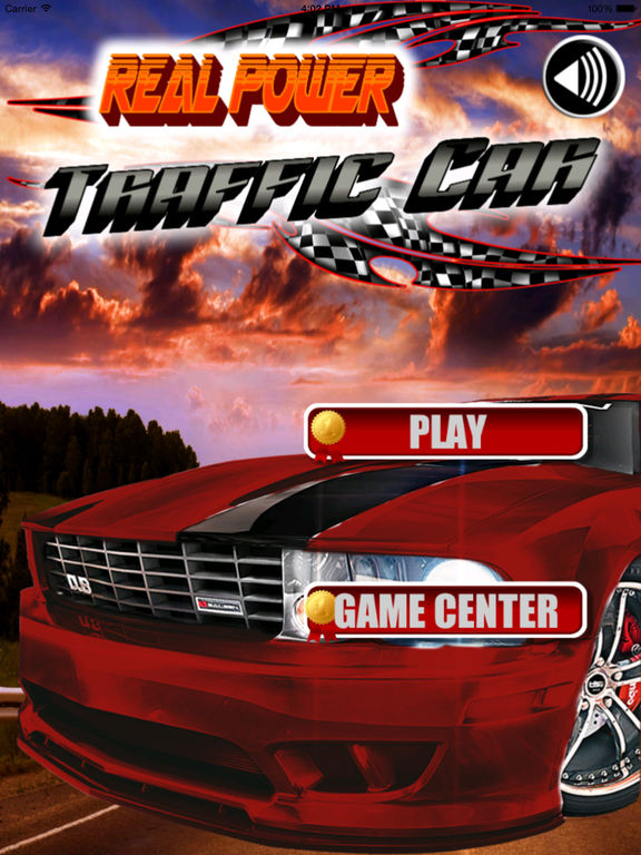 A Real Power Traffic Car - Superhighway Unlimited screenshot 6